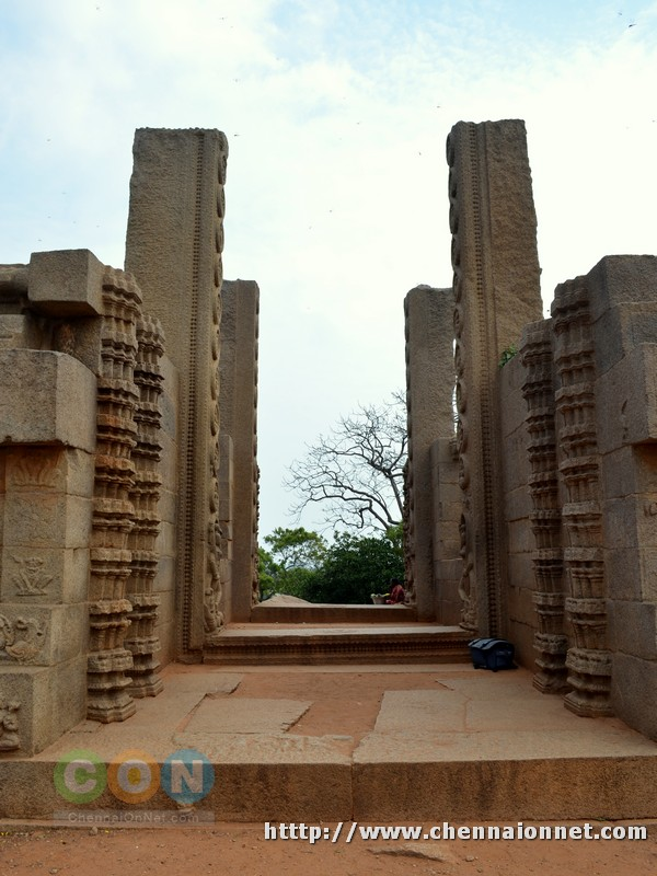 Cave Temple monuments