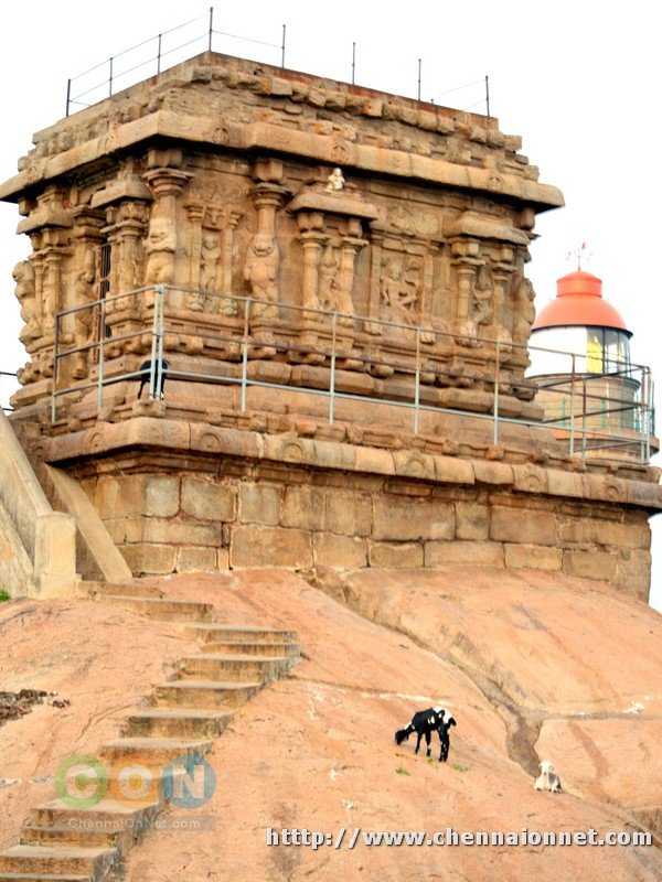 Watch Tower by Pallavas