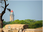 Light house from Shore temple