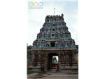 North Entrance tower ThiruVidai Maruthur Mahalingaswamy temple