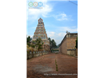 West Inner footpath ThiruVidai Maruthur Mahalingaswamy temple