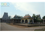 full view of ThiruVidai Maruthur Mahalingaswamy temple