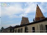 Temple towers ThiruVidai Maruthur Mahalingaswamy temple