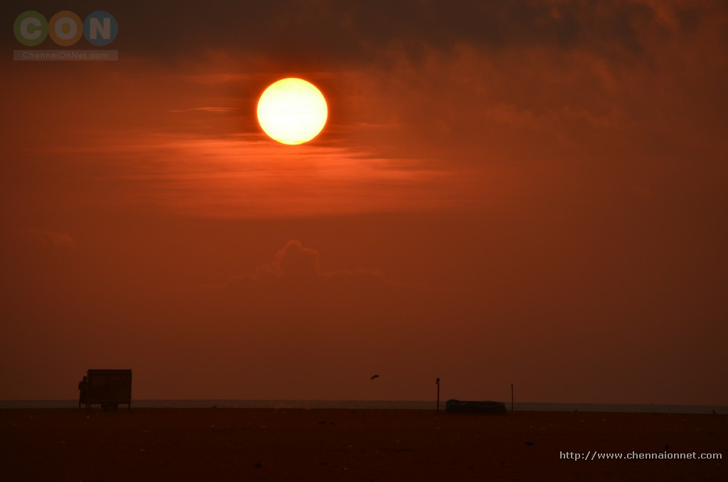SunRise at Marina Beach