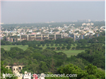 ChennaiCity View from St Thomas Mount