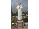 Place Where Pope John Paul II Stood at St Thomas Mount