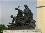 Statues in St.Thomas Mount