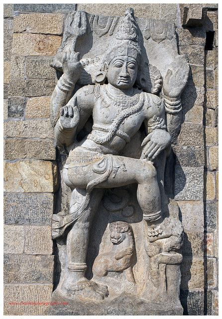 "This is ""Dwarapala"" or the door keeper."