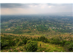 A beautiful view from Yelagiri Hills.