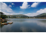 Yelagiri Hill Lake.