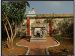 Kasi Viswanath shrine, Gnayiru temple.