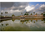 Temple Tank Thiruneermalai