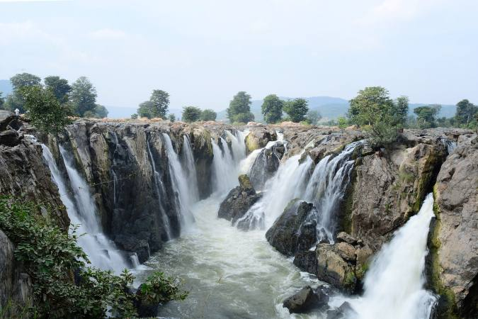 Water Falls to Visit Near Chennai